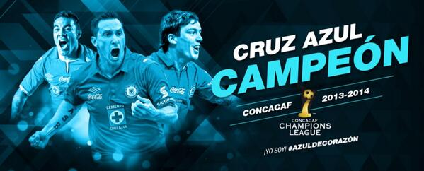 #CruzAzulCampeón de Concacaf 2013-2014. http://t.co/82VSc3HGaT