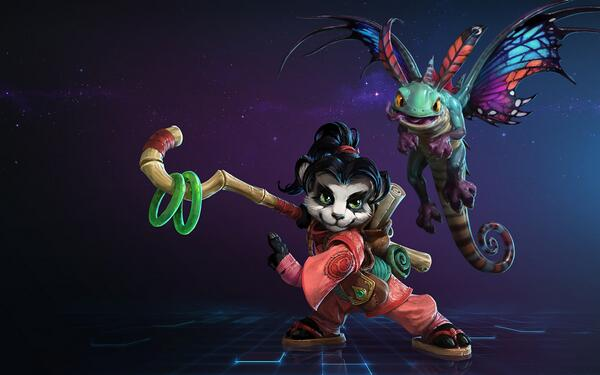 Heroes Of The Storm On Twitter Which Devastatingly Cute Support Hero Are You Looking Forward To Playing In Nexus Tco VZR9xZDYQr