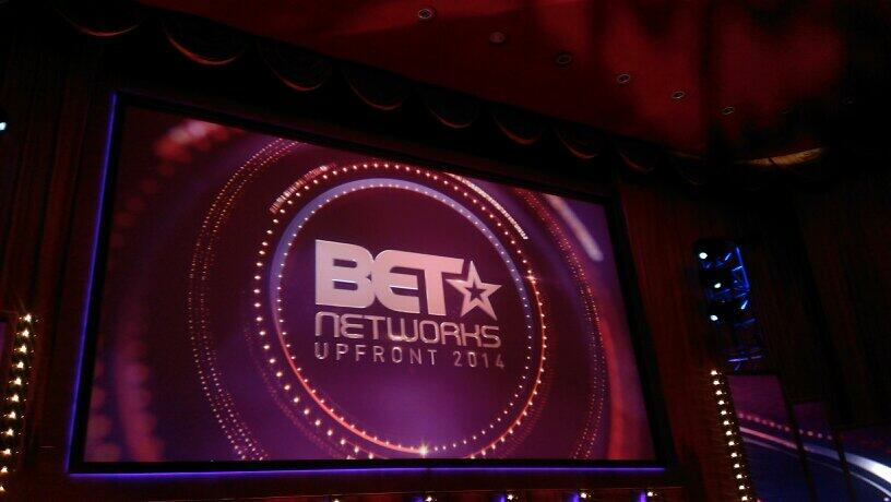 Just arrived at the @BET 2014 Upfront #BETUpfront http://t.co/loWhCWI1xg