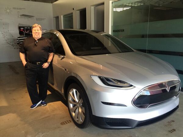 Our new Tesla! (@ Tesla Supercharger Station) http://t.co/1QRCg1Kyub http://t.co/8XRrpeMEQp