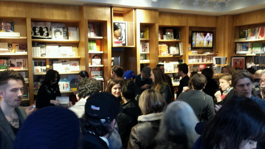 It's a party! Stop by #Bookmarc NY & say hi! http://t.co/6uktBPNp5G