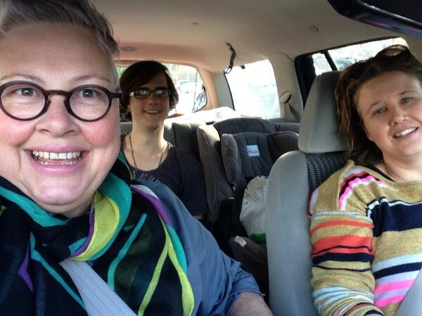 Fabulous Do- ers on the way to @DoLecturesAUS http://t.co/8an27vRjRq