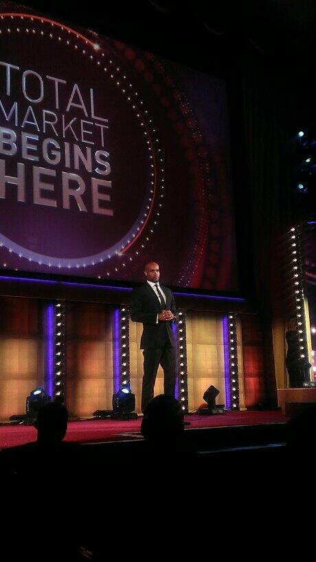 Yes @BorisKodjoe kicks off the @BET 2014 Upfront #BETUpfront http://t.co/BhUvAGrAZf