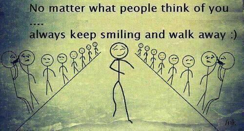 No matter what people think of you ...... http://t.co/pmQqyLOkSa