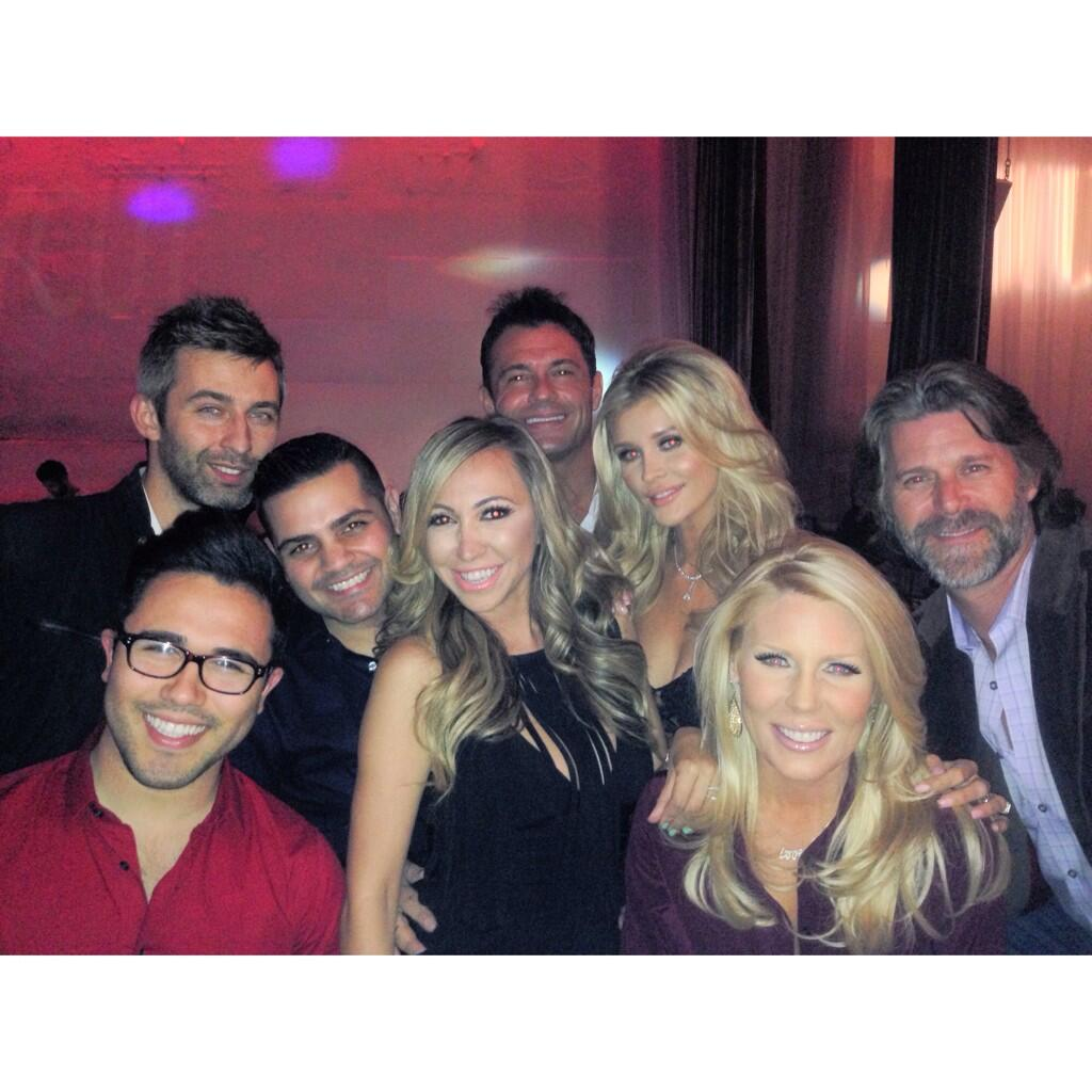 RT @DianaMadison: Time to party @starmagazine bash #Hollywood @joannakrupa @romain_zago @gretchenrossi @michaelcostello31 @MilanWrld http:/…