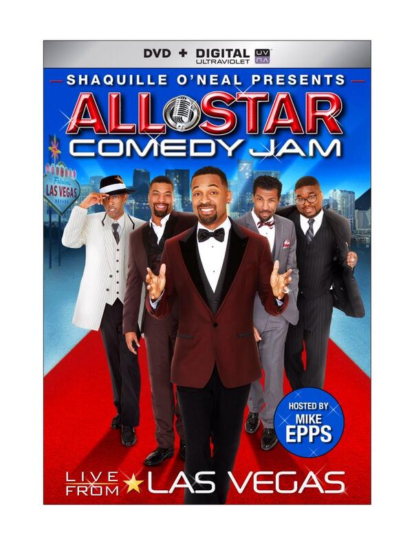 July 1st...@shaq #allstarcomedyjam hitting stores @TheRealMikeEpps @DeRayDavis @deoncole @LilRel4 @KingHenryWelch http://t.co/5TJECv8b1R