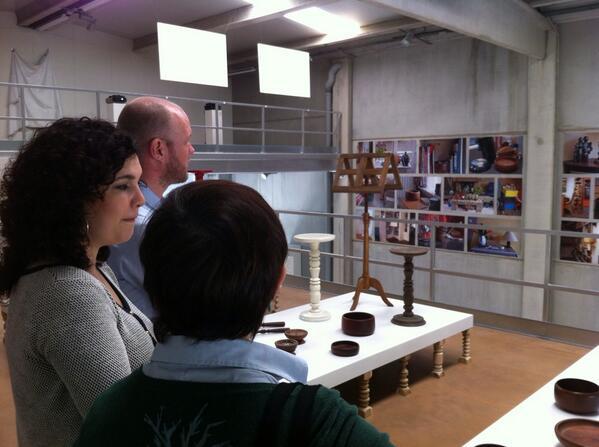 @LTTDS at ADN platform: Iratxe Jaio & Klaas van Gorkum, Los margenes de la fabrica http://t.co/cUqv6O1ruH