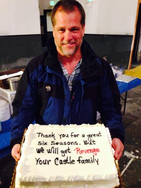 John Terlesky directed 23 amazing episodes of #castle, including S6 finale. We will miss him! http://t.co/BG6oQwIaKO
