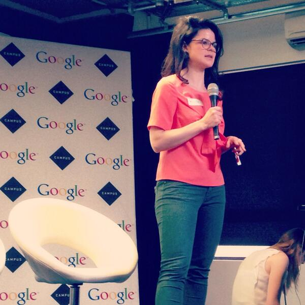 @Alicebentinck opens the day by telling the audience all about Code First: Girls #CFGHack http://t.co/lZNSHe162f