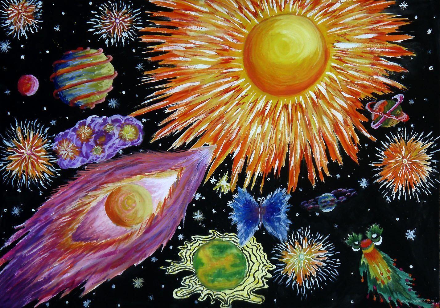 Картинки по теме космос