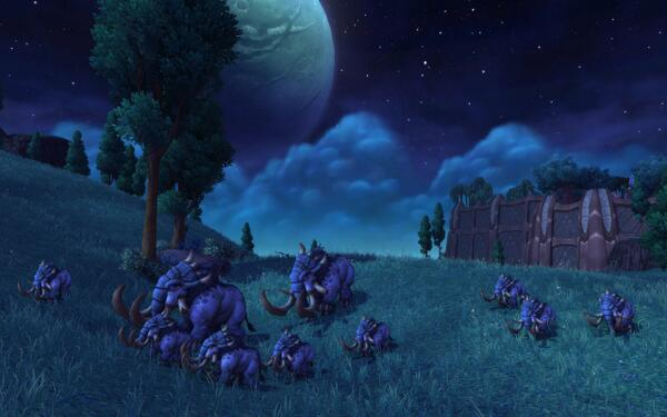 warlords Become Valley Home World