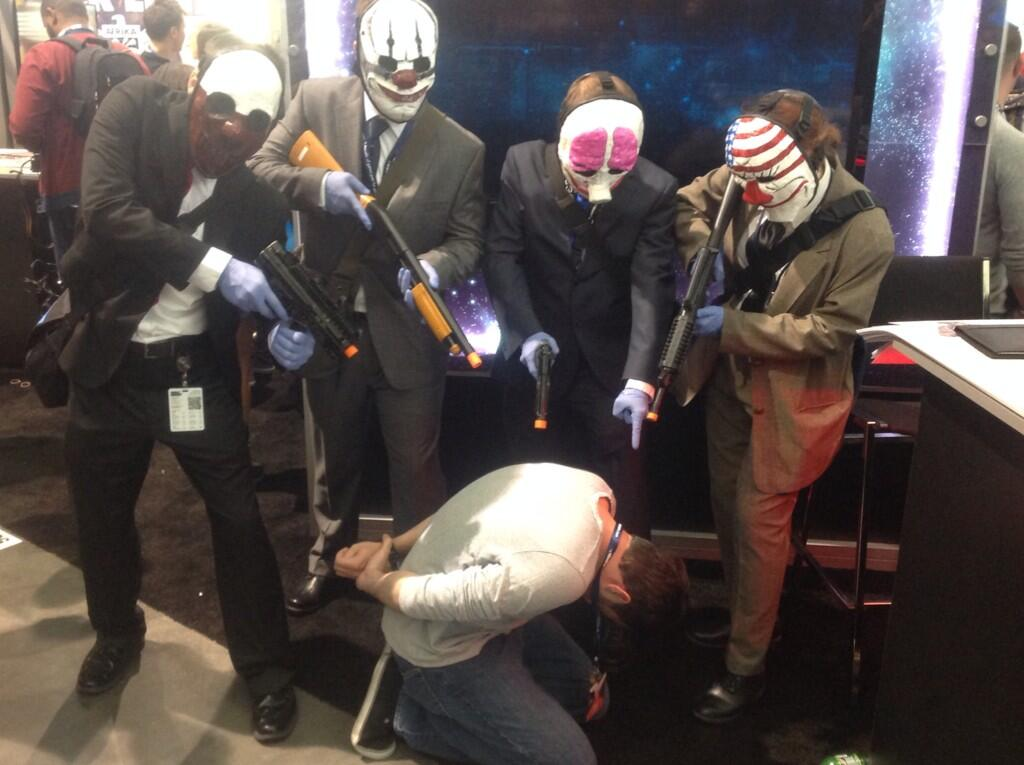 payday   dreaming  pdth heist ports