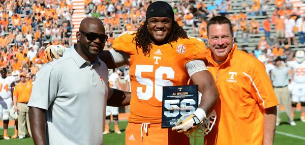 What did it mean for @CurtMaggitt to win 1st Al Wilson Leadership Award? Read @acate8's story: http://t.co/eGiWW1UJMJ http://t.co/QxMa7jc7W3