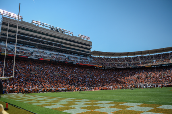 Best Fans in the Nation! #VolNation http://t.co/Q4aeEjY8NX