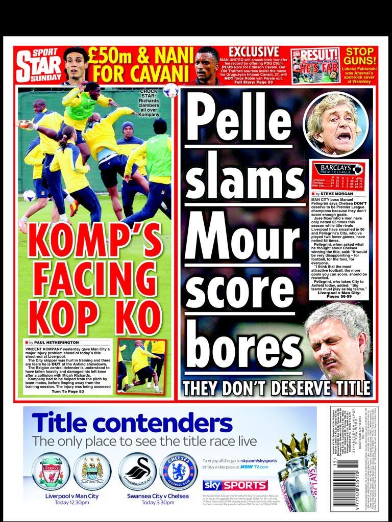 Man United to bid £50m + Nani for PSG striker Edinson Cavani [Sport Star Sunday]