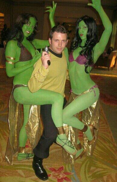 Excellent Star trek cosplay sexy consider, that