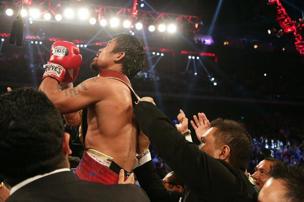 Again, it's 116-112, 116-112, 118-110 for our Pambansang Kamao! Congrats, @MannyPacquiao! http://t.co/VGb5L5Ctma http://t.co/ylYj3jEi8g