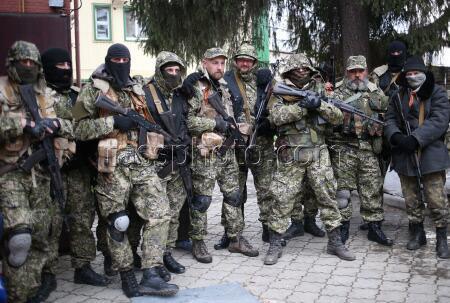 В ходе антитеррористической операции в Славянске пострадали трое правоохранителей, - Информационное сопротивление - Цензор.НЕТ 999