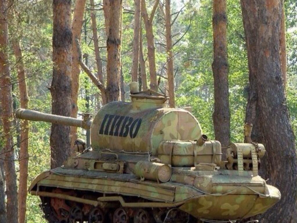 Прикольное картинка с танком, февраля прикольные картинки