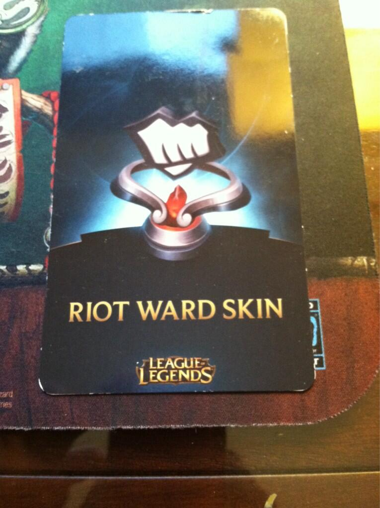 how to change ward skins in lol
