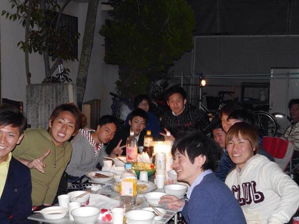 """谷村 政樹 در توییتر """"たくや、天理FCのみんな お世話になりましたー ..."""