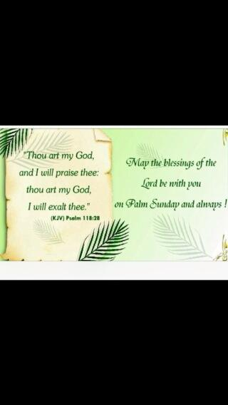 Good morning, happy Palm Sunday!! http://t.co/iX9KCpGTC5