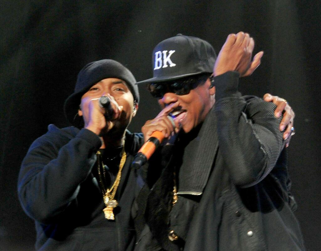 Nas and Jayz Coachella