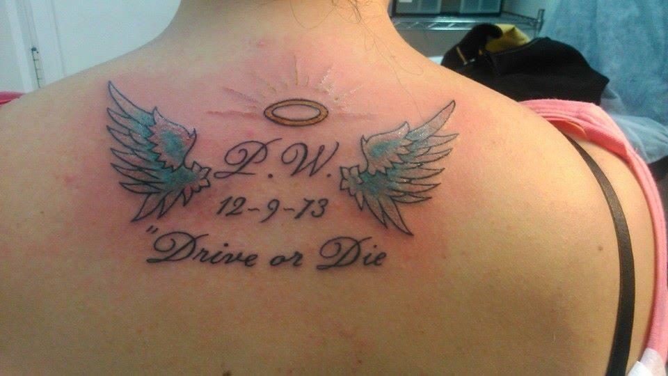 dannym on twitter quotamazing paul walker tribute tattoo