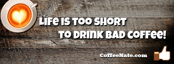"""My motto...""""Life is too short to drink bad coffee!"""" Happy Sunday, everyone! c[_] #coffee http://t.co/G6Lux91gpq"""