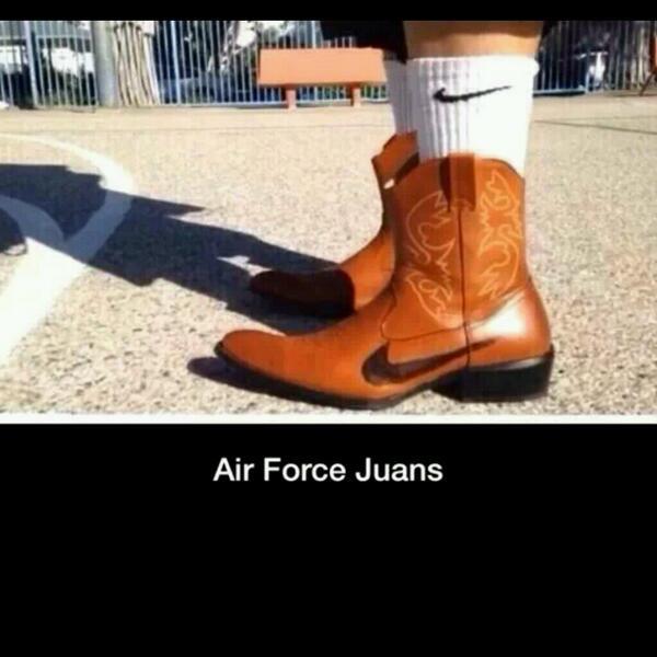 nike air force juans