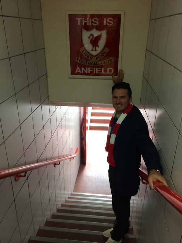 Best sporting experience of my life today!@LFC http://t.co/8dxVcmFIPQ