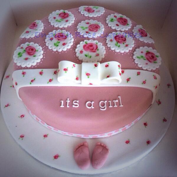 English Rose Cupcake ERCakes Twitter - Birthday cakes solihull