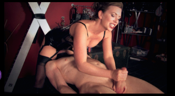 Slave bound and ruined orgasm femdom by lady olivia fyre 4