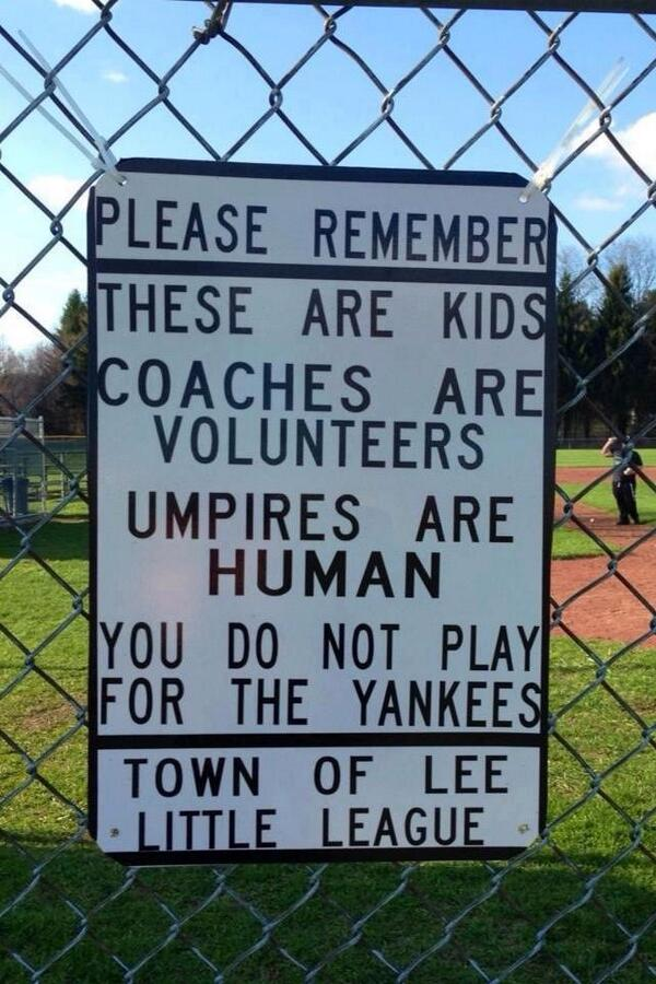 Should be at every little league field in America! http://t.co/DpGsLlQwTa