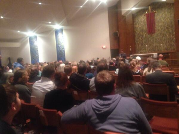 RT @fox4kc: People of all faiths coming together to honor victims of JCC/Village Shalom shootings.  http://t.co/aPUqpgCPdG ^MB