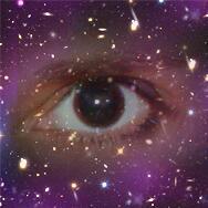 eye in stars