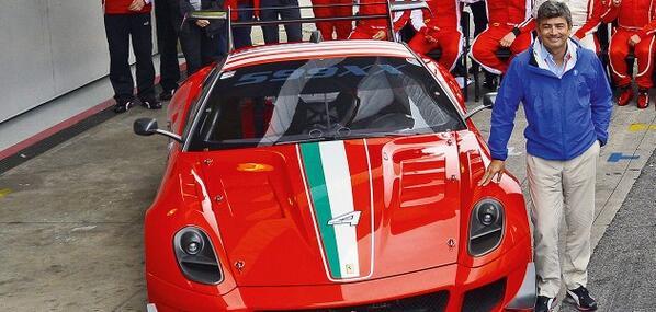 In Ferrari arriva Marco Mattiacci, presidente di Ferrari North America