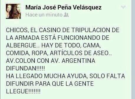 Ayuda para Valparaíso !! http://t.co/nWH8nCY8jP