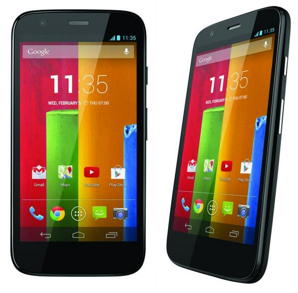 Need a new phone? RT & Follow @P__Ho to win a brand new Motorola Moto G Android Smartphone #MotoG http://t.co/B7tXemPkEp