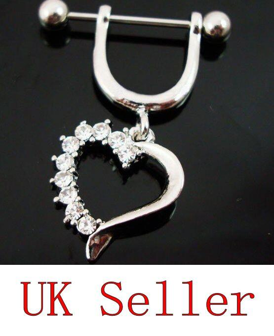 Beautiful and unique Nipple #piercing jewelry #heart #rhinestone <br>http://pic.twitter.com/7e3GBQG2Tq  http:// stores.ebay.co.uk/Ruby-redsky  &nbsp;