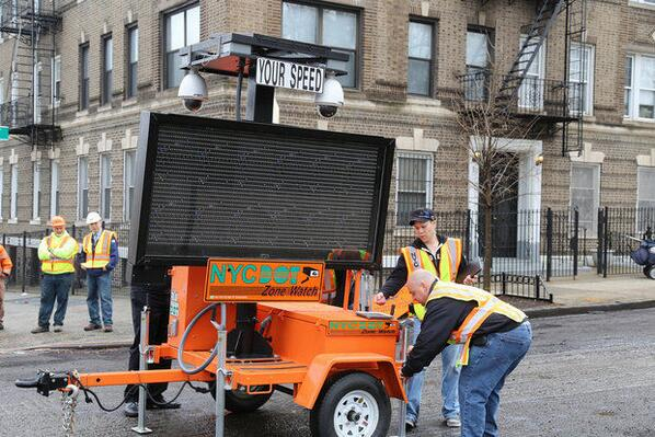 NYC's work zone safety trailer to debut on Staten Island http://t.co/M08oE8BHGz http://t.co/R4wsdxwx06