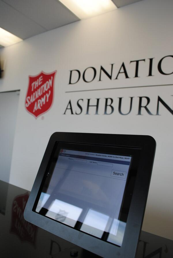 #SalvationArmy #Donation Center is open in #Ashburn 7 days a week - 44260 Ice Rink Plaza #loudouncounty #charity
