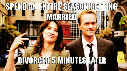 #MemeMonday: Classic #HIMYM. http://t.co/oqL3uYpatO