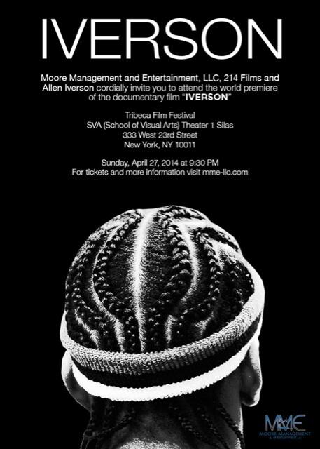 13 more days until #IversonTheMovie is premiered at @TribecaFilmFest in New York!! http://t.co/dZtLelfEAJ