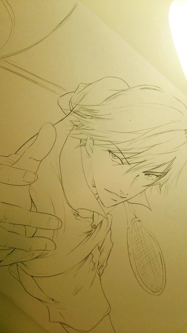 遅ればせながら ハッピーバースデー白石くん♪*゜  パンパカ  ҉ヾ(#´◇`#)ノ゛ ҉  パーン!!   どこかの海外版では白石くんの名前が、SHIRAISHIKURA-NOSUKEって書いてあったよ(*_*)