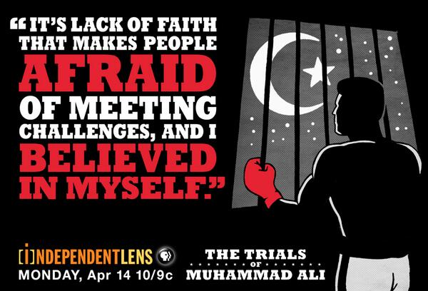 Thumbnail for The Trials of Muhammad Ali PBS Premiere