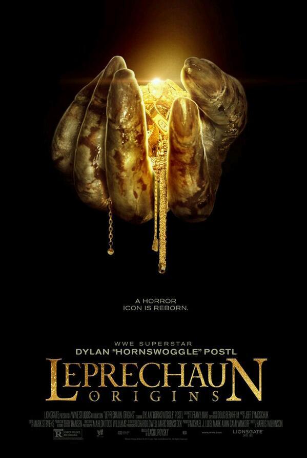 New Movie Poster For WWE Studios    Leprechaun  OriginsLeprechaun Movie