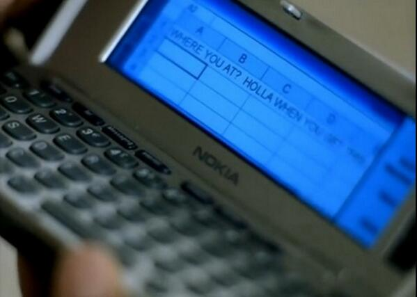 Remember when Kelly tried texting Nelly using Microsoft Excel? http://t.co/xtb7jhz9f0