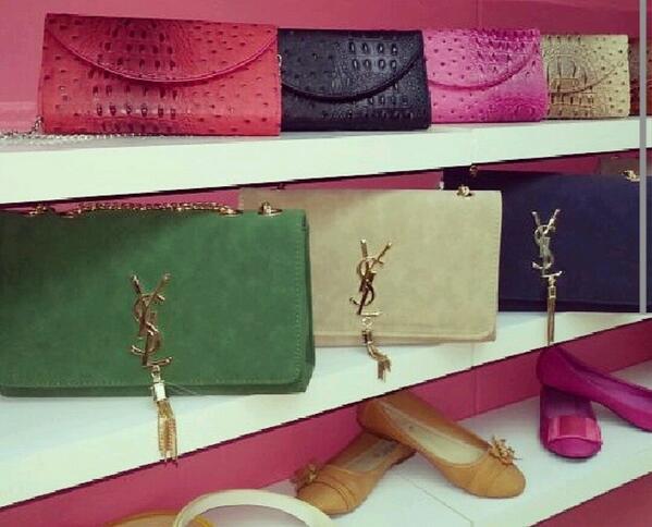 Esharb on Twitter: \u0026quot;#ysl #bags #fashion #fb #insta http://t.co ...