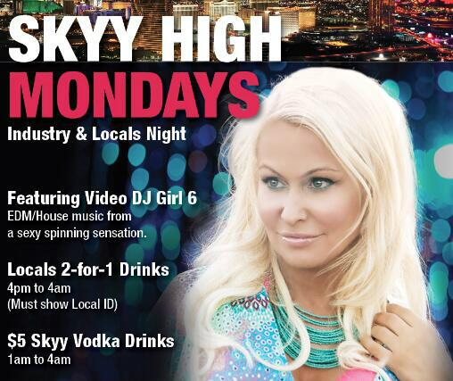 Start the week off right-W/a Martini in both hands! Come watch videos & relax tonight @LVStratosphere @Level107lounge http://t.co/pthzuqagN3